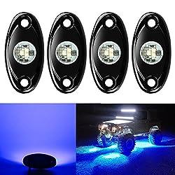 Image of 4 Pods LED Rock Lights,...: Bestviewsreviews