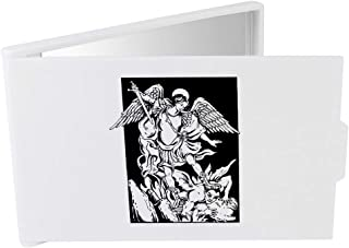 'Angel & Demon' Compact / Travel / Pocket Makeup Mirror (CM00024315)