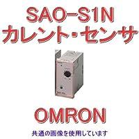 オムロン(OMRON) SAO-S1N カレント・センサ 過負荷検出用 瞬時動作形 (制御電源電圧 AC100/110/120V) NN