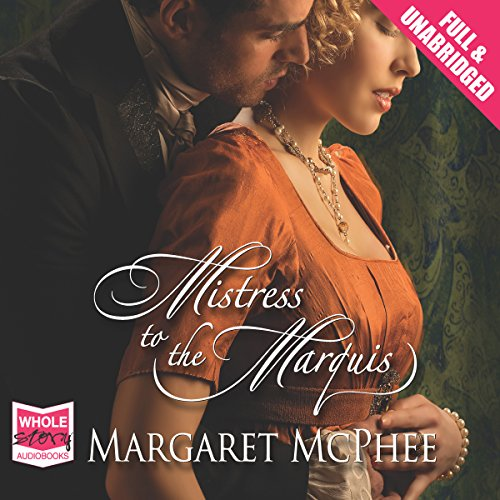 Mistress to the Marquis audiobook cover art