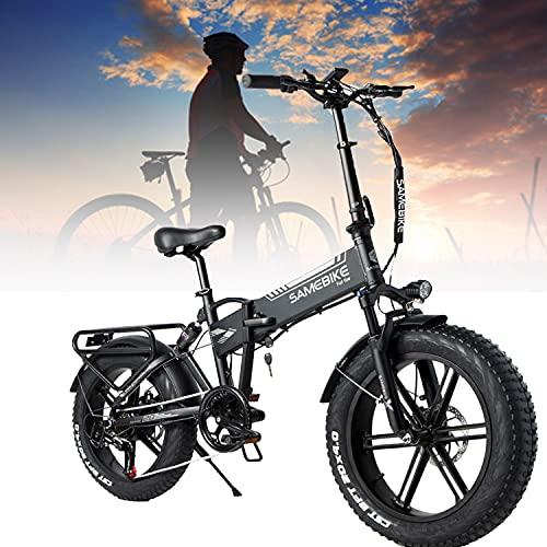 WZFANJIJ Elektrofahrräder - Klappbares...