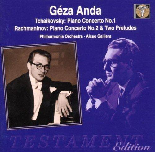 Concertos Pour Piano N 1 & N 2