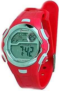 Girl's/Boy's Sports Digital Watch, Red Strap