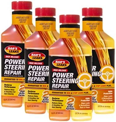 Bar's Leaks 1600 Power Steering Repair - 16 oz.,Brown