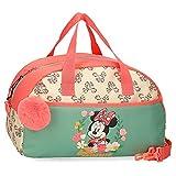 Disney Minnie Golden Days Bolsa de Viaje Multicolor 40x25x18 cms Poliéster 18L