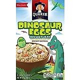 Quaker Instant Oatmeal, Dinosaur Eggs & Brown Sugar, Individual Packets, 32 Count