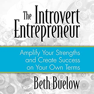 The Introvert Entrepreneur audiobook cover art