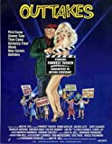"Signed ""OUTTAKES"" Cult Classic DVD Comedy Movie, starring FORREST TUCKER + BLACK CHRISTMAS"