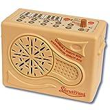 Shrutivani Boîte à shruti électronique 2 en 1 Carnatic Tambura + Harmonium
