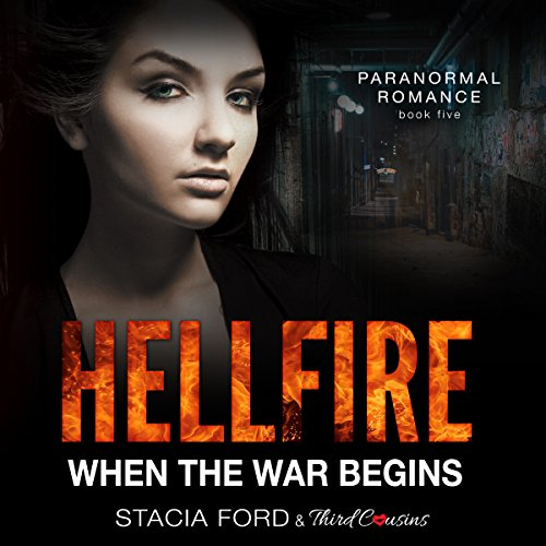 Hellfire - When the War Begins: Book 5 audiobook cover art