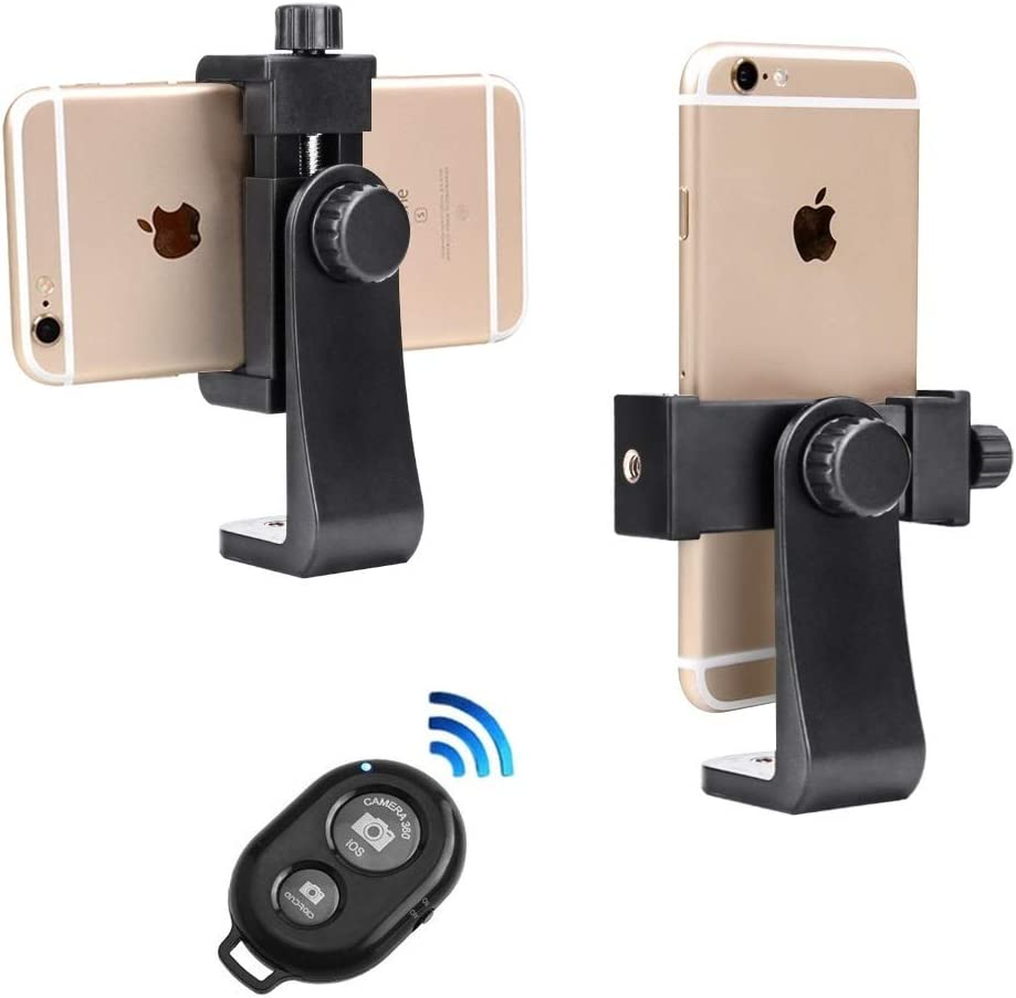 Discount is also underway Phone Tripod Mount with Remote Classic Holder Ad 360 Rotation Smartphone