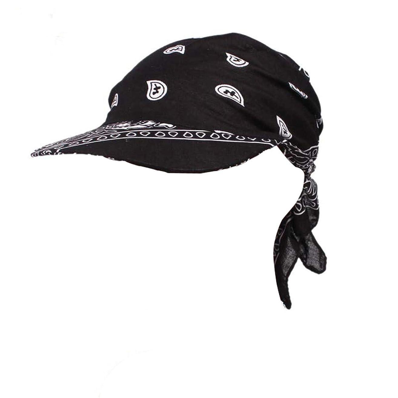 6 Colors Womens Chemo Cancer Head Scarf Hat Summer Folding Anti-UV Golf Tennis Sun Visor Cap
