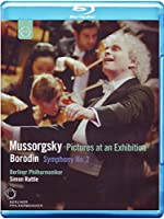 Pictures at an Exhibition / Symphony No 2 [Blu-ray]