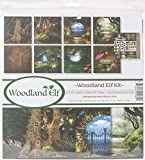 Reminisce Woodland Elf Scrapbook Collection Kit