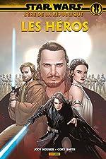 Star Wars L'ère de la république - Les Héros de Jody Houser