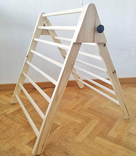 Triangulo Pikler artesanal España