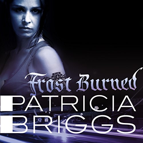 Frost Burned audiobook cover art