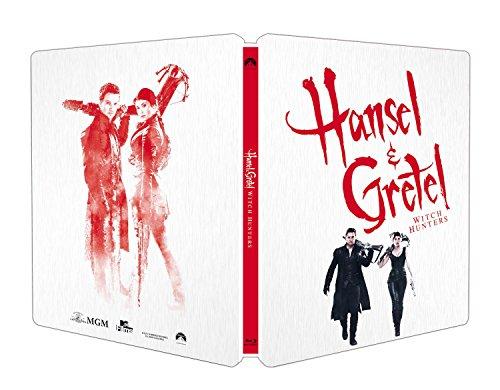 Hansel & Gretel: Cacciatori di Streghe (Steelbook- Edizione Limitata) (Blu-Ray + DVD)