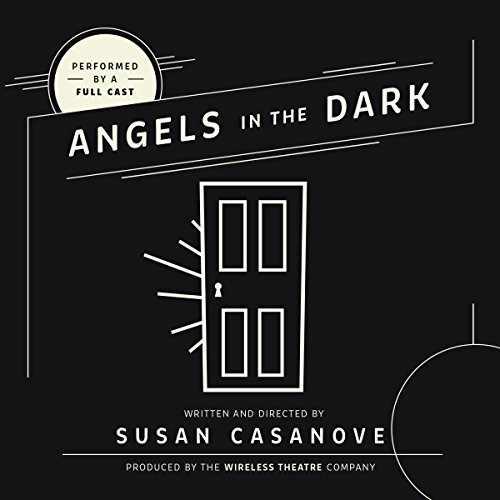 Angels in the Dark audiobook cover art