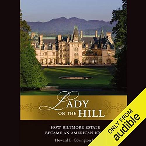 Lady on the Hill copertina
