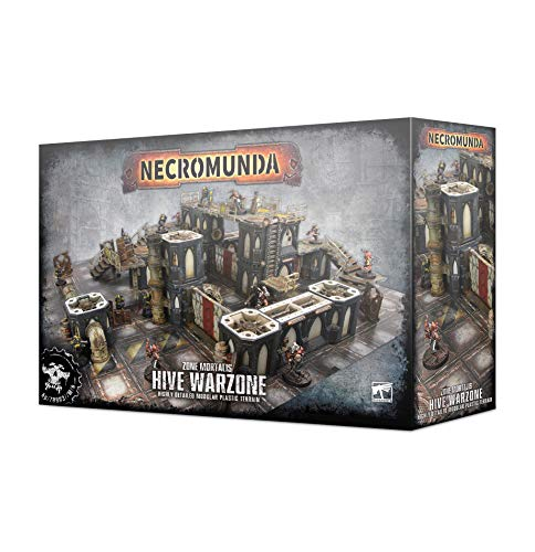 Games Workshop Necromunda - Zone Mortalis - Hive Warzone