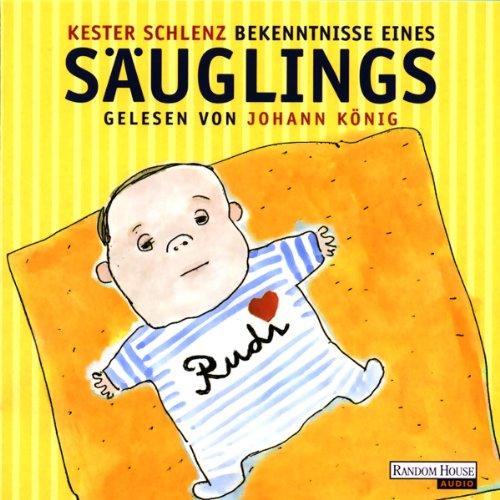 Bekenntnisse eines Säuglings Titelbild