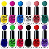 Nail Colors Review and Comparison