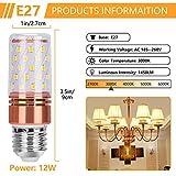 Zoom IMG-1 12w lampadine led e27 6