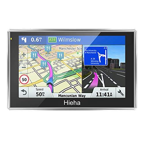 Hieha Auto Navigation 7 Zoll Sprachführung...