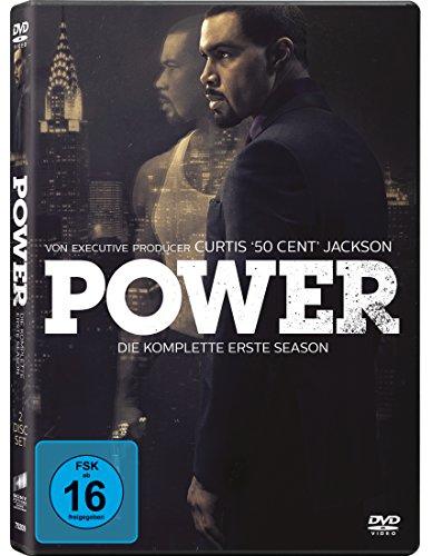 Power - Die komplette erste Season [3 DVDs]
