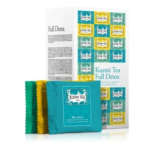 Kusmi Tea - Cofanetto Full Detox