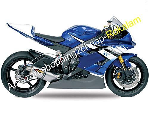 Carénage pour moto YZFR6 2006 2007 YZF R6 YZF-R6 06 07 YZF600 R6 ABS (moulage par injection)