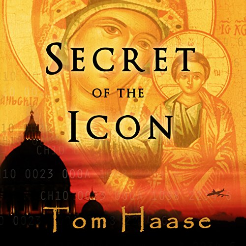 Secret of the Icon audiobook cover art