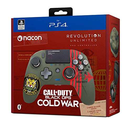 Unbekannt NACON Revolution Unlimited PRO Controller Official PS4 COD