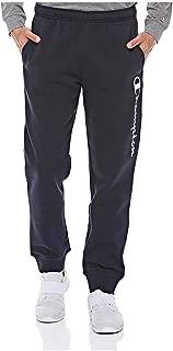 Champion-212080-Rib Cuff Pants For Men - Navy Blue XL