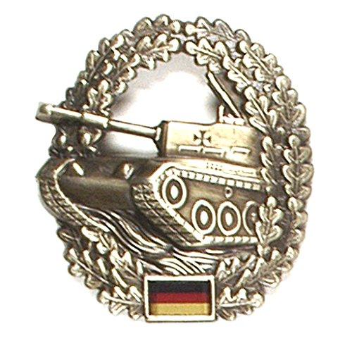 BW Barettabzeichen Bundeswehr, verschiedene Truppengattungen Einheitsgröße,Panzertruppe