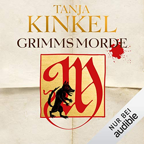 Grimms Morde audiobook cover art