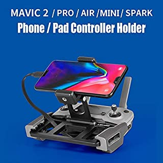 Remote Control - DJI Mavic Controller Holder Bracket Phone / Pad Mount Metal Holder 3.5~9.7 inch For Mavic 2 / Mini / Pro ...