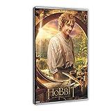 Filmposter Bilbo Baggins Vintage Kunst Leinwand Poster