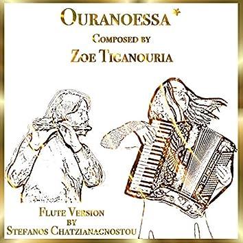 Ouranoessa (feat. Stefanos Chatzianagnostou) [Flute Version]