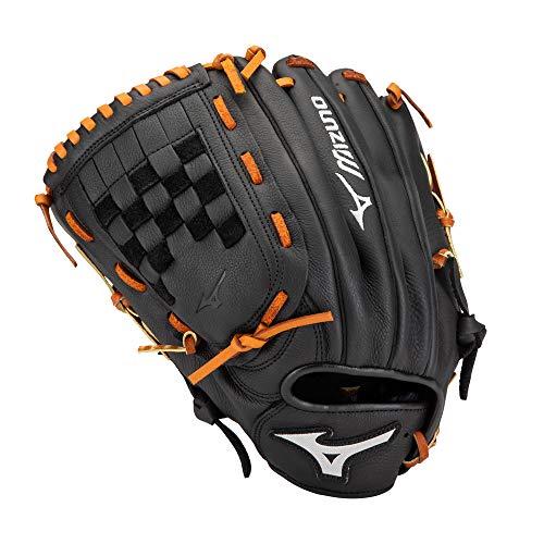 "Mizuno GPSL1200 Prospect Select Series Utility Baseball Gloves, 12"""", Left Hand Throw"