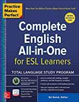 Complete English All-in-One for ESL Learners (Practice Makes Perfect)