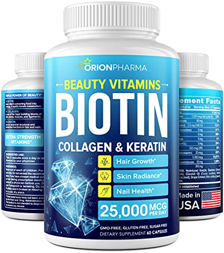 OrionPharma Biotin Collagen
