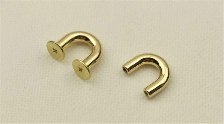 Roller design New Free Shipping 10 20pcs Metal Milwaukee Mall Bag U Buckle Ring Fashion Han