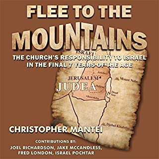 Flee to the Mountains cover art