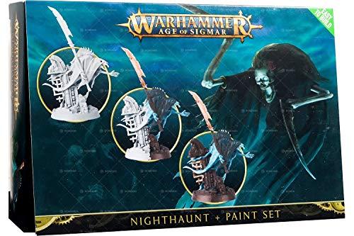 Games Workshop Set aus Nighthaunt + Farben Tabletop