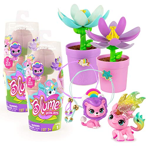 Blume Petal Pets are the latest toys for girls