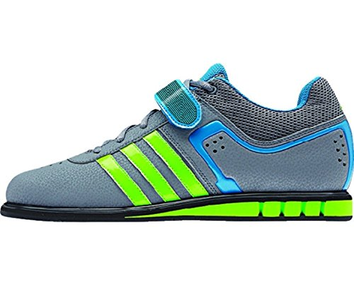 Adidas Powerlift 2.0 Weightlifting Shoes - AW15-9 - Grey