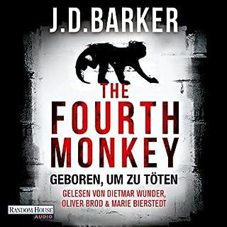 The Fourth Monkey     Geboren, um zu töten              De :                                                                                                                                 J. D. Barker                               Lu par :                                                                                                                                 Dietmar Wunder,                                                                                        Oliver Brod,                                                                                        Marie Bierstedt                      Durée : 12 h et 17 min     1 notation     Global 5,0