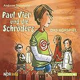 Paul Vier und die Schröders - Das Hörspiel: 1 CD